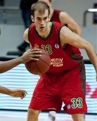 Nick Calathes - Lokomatic Kuban - EC12 (photo lokobasket.com)