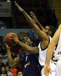 Brian Asbury - Cajasol Seville (photo baloncestosevilla.com)