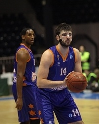 Bojan Dubljevic - Valencia Basket - EC12 (photo CEZ Nymburk)