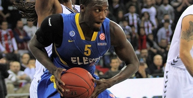Shawn James - Maccabi Electra - EB12