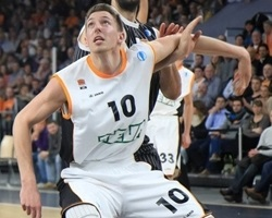 Daniel Theis - ratiopharm Ulm - EC12 (photo Bilbao Basket)