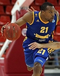 Mike Green - Khimki Moscow Region - EC13 (Photo: Khimki Moscow Region)