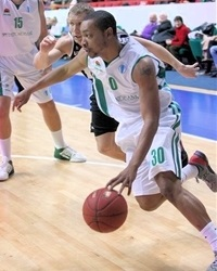 Andrew Goudelock - Unics Kazan - EC13 (photo Unics)
