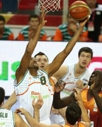 Chuck Davis - Banvit (Photo banvitbasketbol.com)