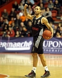 Zach Wright - Brose Baskets - EC13 (photo BCM Gravelines)