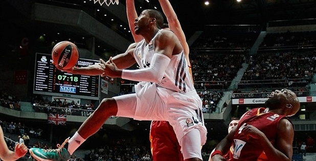 Marcus Slaughter - Real Madrid - EB13