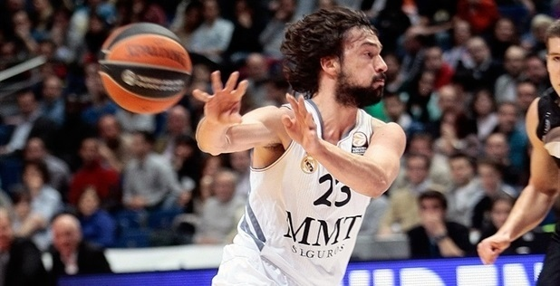 Sergio Llull - Real Madrid - EB13
