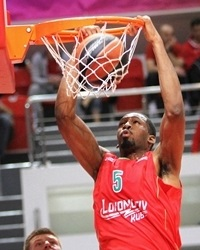 Derrick Brown - Lokomotiv Kuban