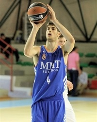 Santiago Yusta - IJT Real Madrid - Final Four Milan 2014