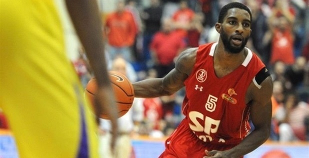 Carlon Brown (Photo Hapoel Tel Aviv)