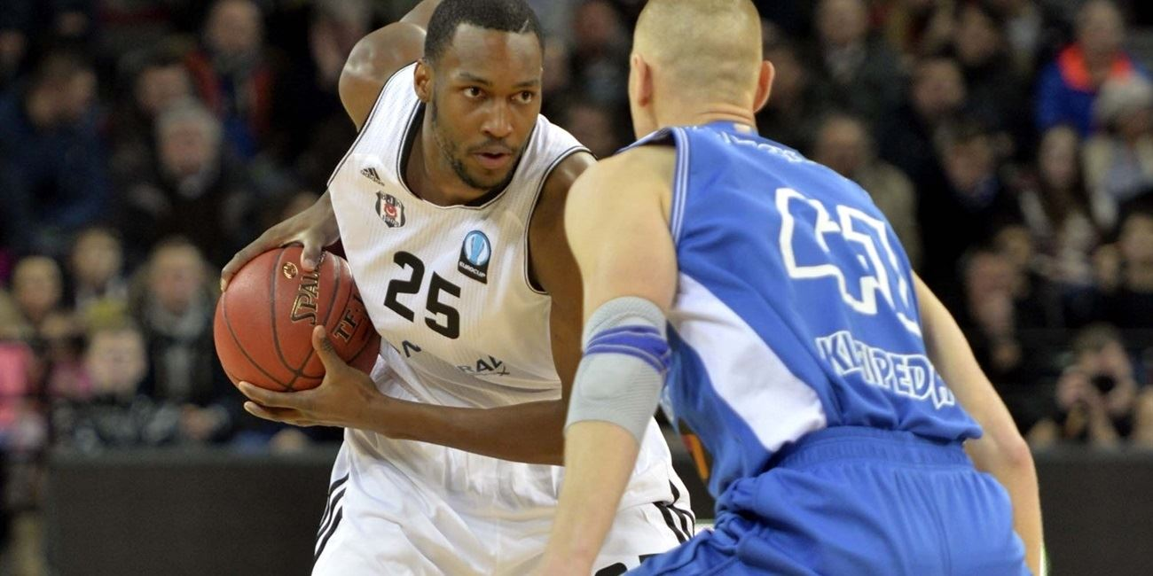 JaJuan Johnson - Besiktas Integral Forex - EC14 (photo Besiktas JK)