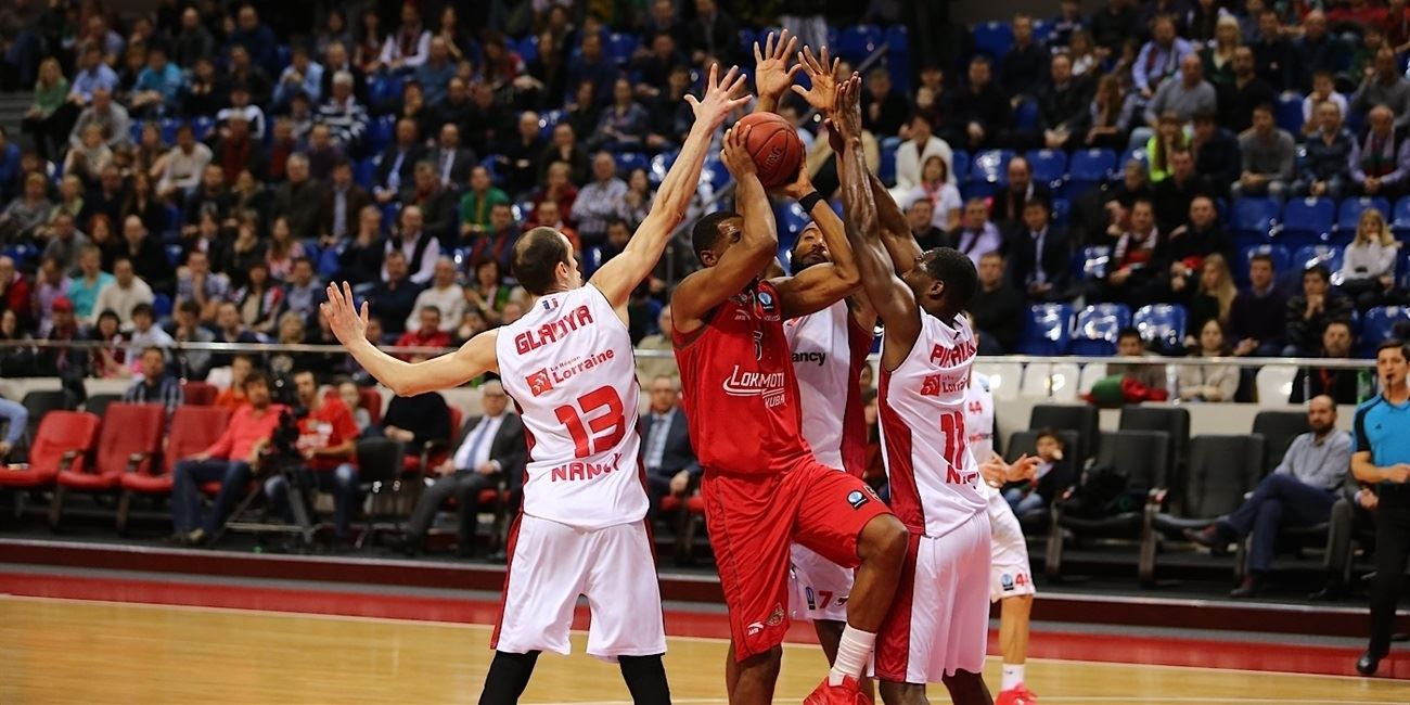 Derrick Brown - Lokomotiv Kuban - EC14 (photo PBC Lokomotiv Kuban)