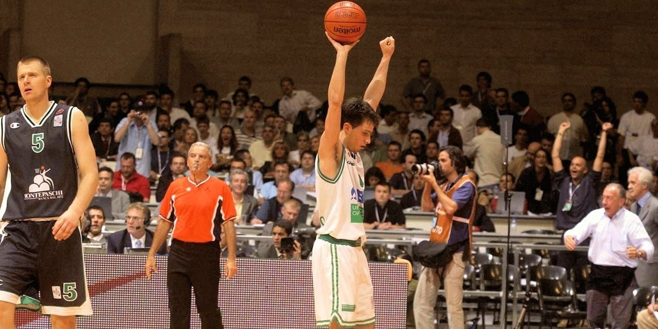 Massimo Bulleri - Benetton Treviso - Final Four Barcelona 2003 - EB02