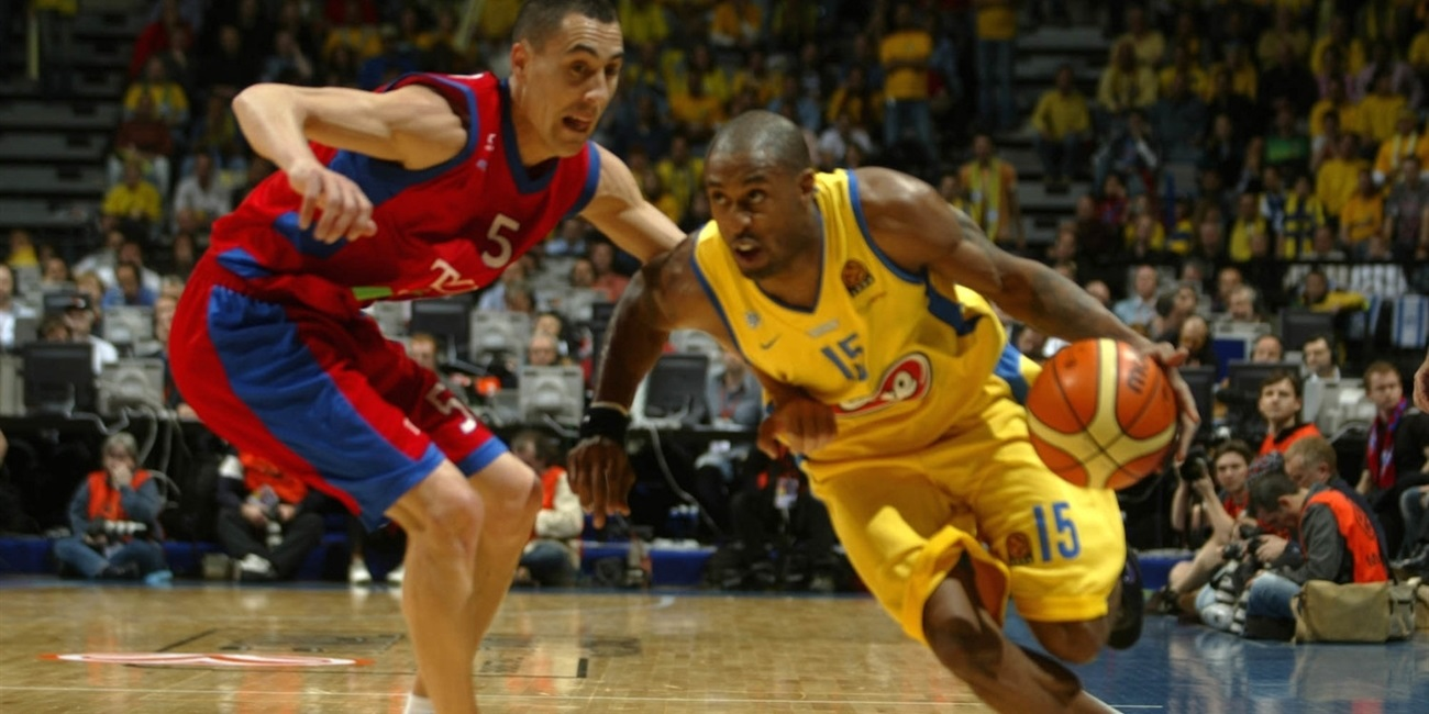 Will Solomon - Maccabi Elite - Final Four Prague 2006 - EB05
