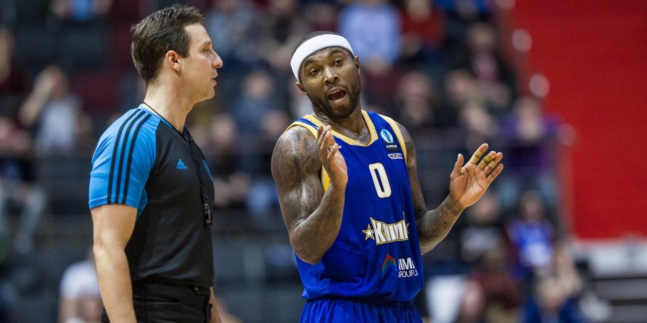 Tyrese Rice - Khimki Moscow Region - EC14 (photo Zenit)