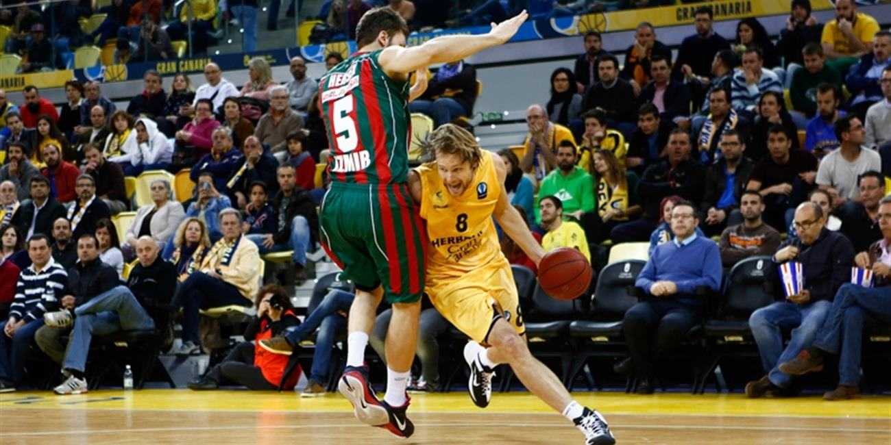 Brad Newley - Herbalife Gran Canaria - EC14 (Photo Gran Canaria)