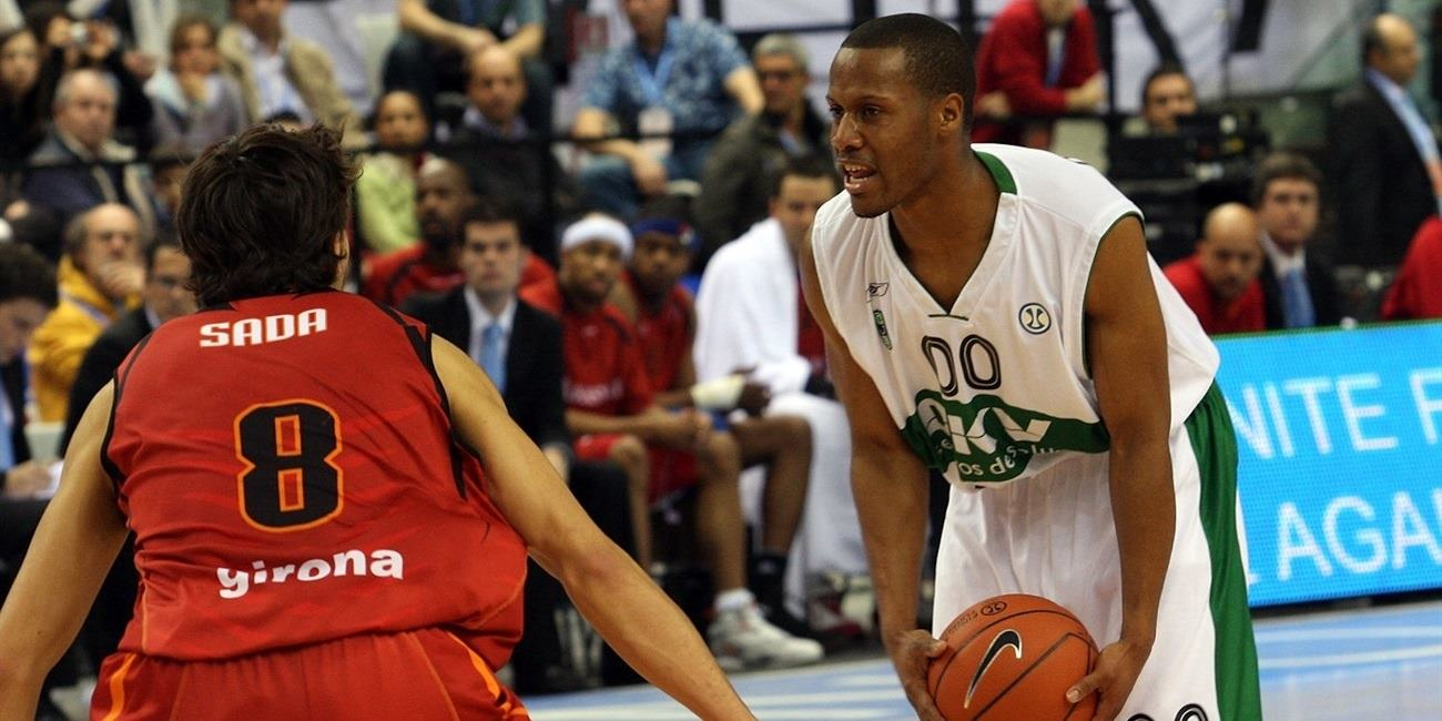 Demond Mallet - DKV Joventut - Final Eight Turin 2008 - EC07