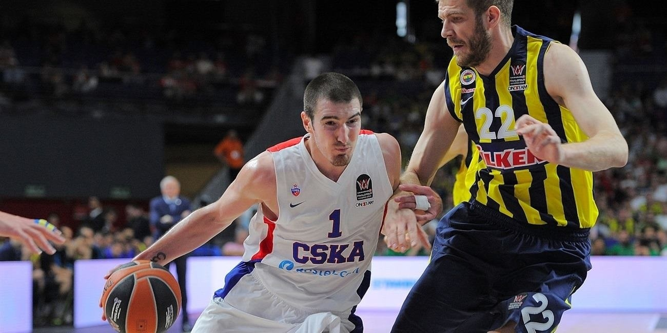 Nando De Colo - CSKA Moscow - Final Four Madrid 2015 - EB14
