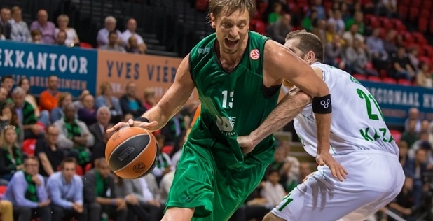 David Andersen - ASVEL Lyon - Qualifying Rounds 2014 (photo Filip Vanloocke)