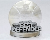 Best Defender trophy