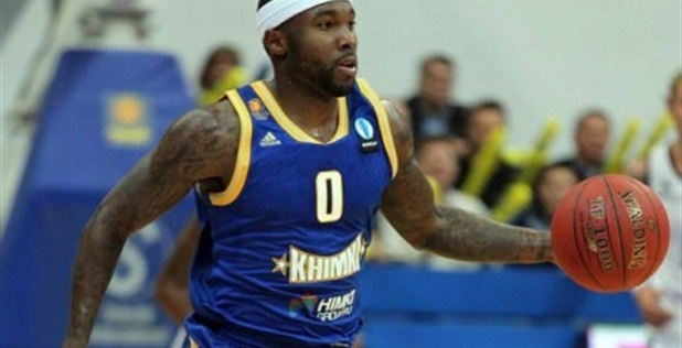 Tyrece Rice - Khimki Moscow Region - EC14 (photo Khimki)