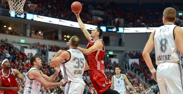 Tony Gaffney - Hapoel Jerusalem - EC14 (photo Hapoel Jerusalem)