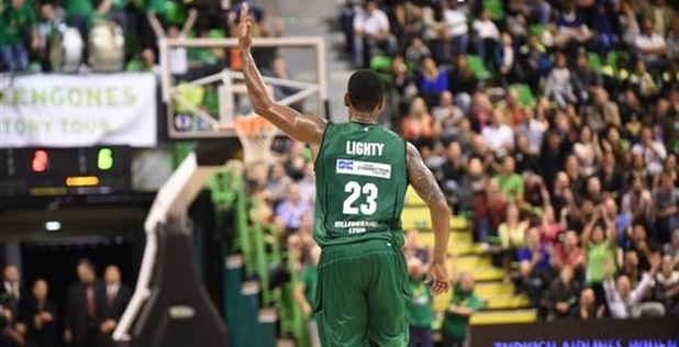 David Lighty - ASVEL Lyon - EC14 (photo asvelbasket.com)