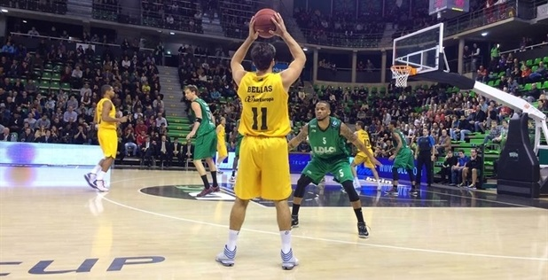 Tomas Bellas - Herbalife Gran Canaria - EC14 (photo Gran Canaria)