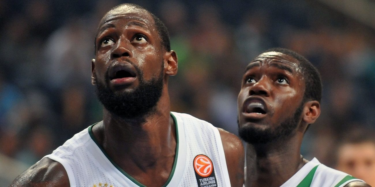 James Gist - Panathinaikos Athens - EB15