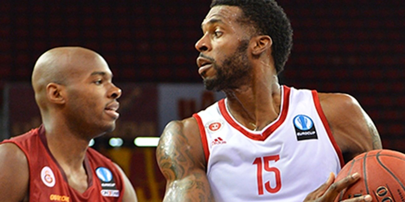 Donta Smith - Hapoel Bank Yahav Jerusalem - EC15 (photo Galatasaray)