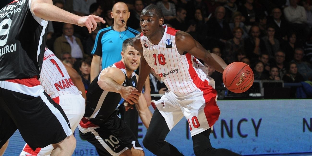 Bandja Sy - SLUC Nancy - EC15 (photo SLUC Nancy - C2images)