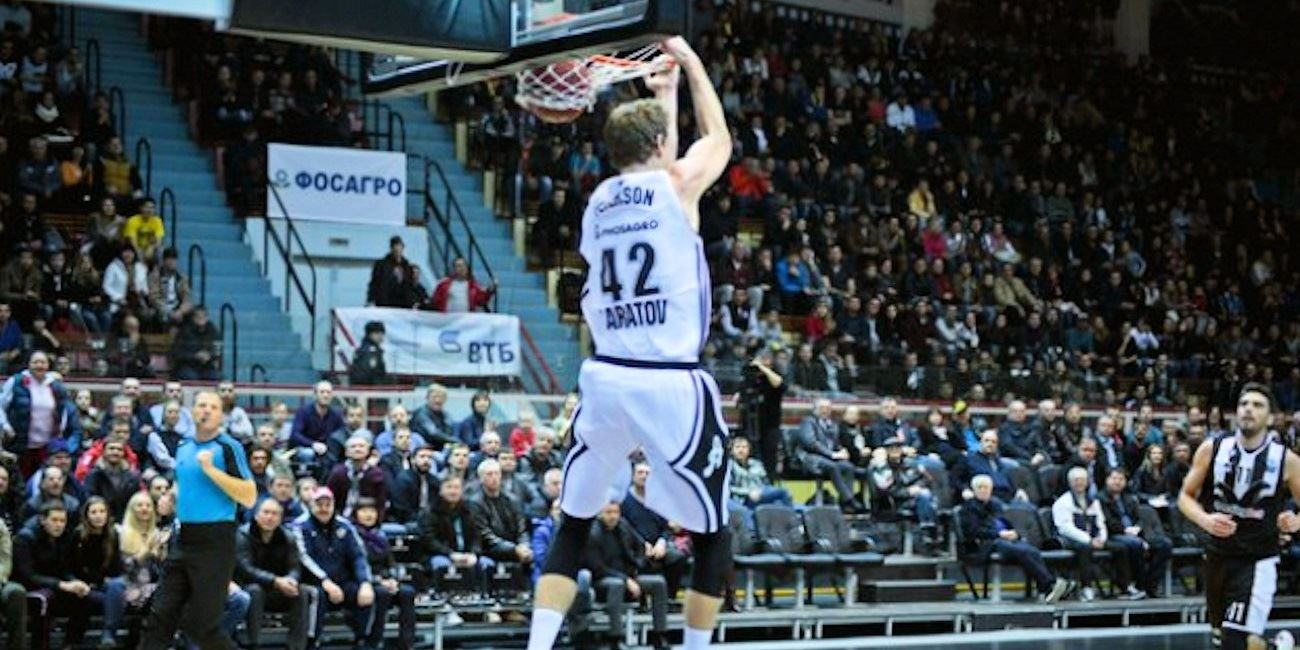 Travis Peterson - Avtodor Saratov - EC15 (photo Avtodor Saratov)