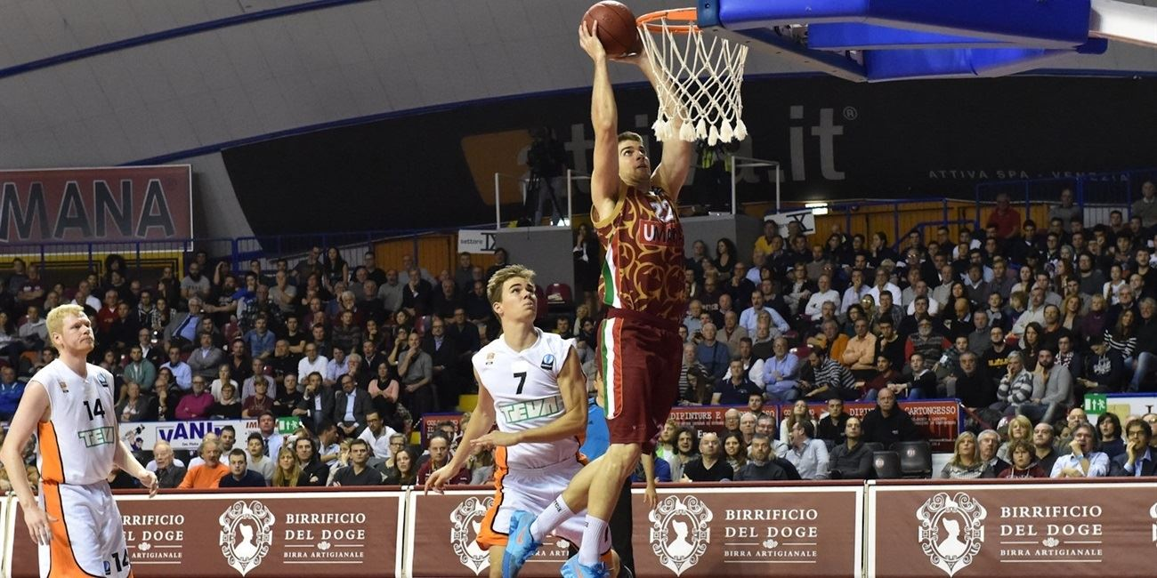 Jeff Viggiano - Umana Reyer Venice - EC15 (photo Reyer Venice)