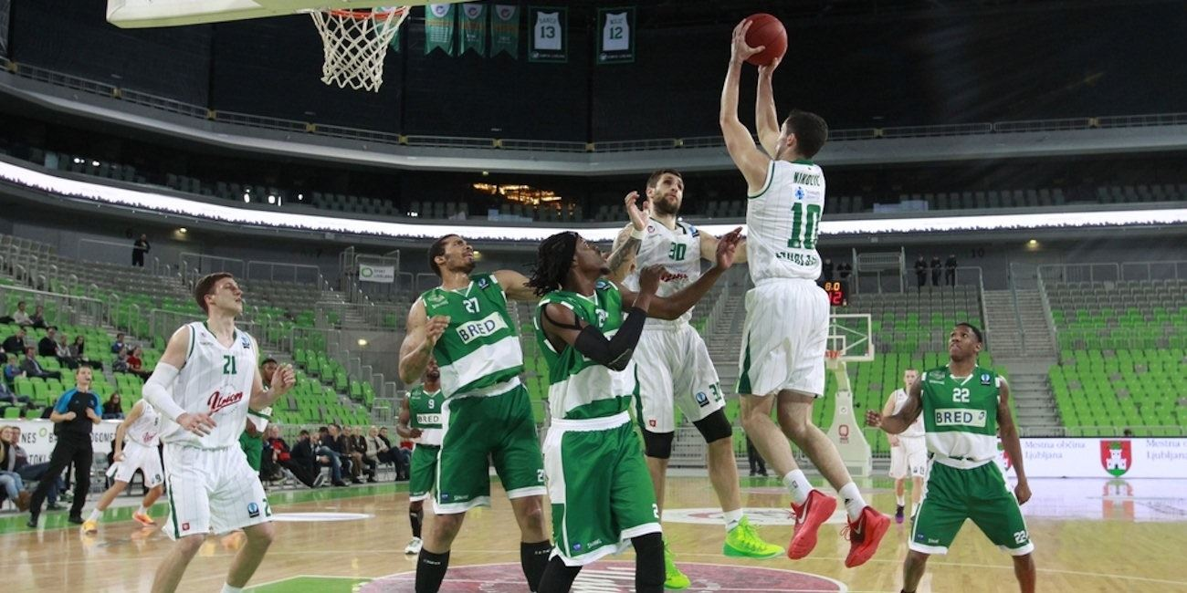 Mitja Nikolic - Union Olimpija Ljubljana - EC15 (photo Union Olimpija)
