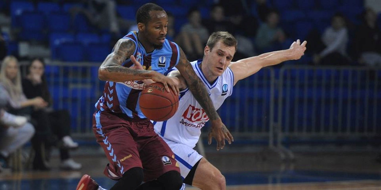 Tarence Kinsey - Trabzonspor Medical Park - EC15 (photo Buducnost)