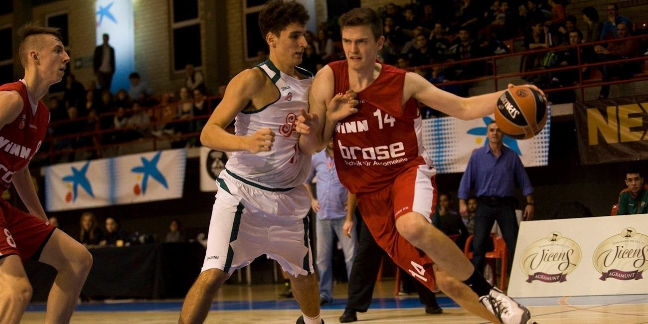 Moritz Sanders - U18 Brose Baskets Bamberg - JT15 (photo Paco Largo)
