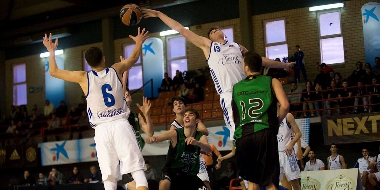 Elies Velasco - U18 Torrons Vicens Hospitalet - JT15 (photo Paco Largo)