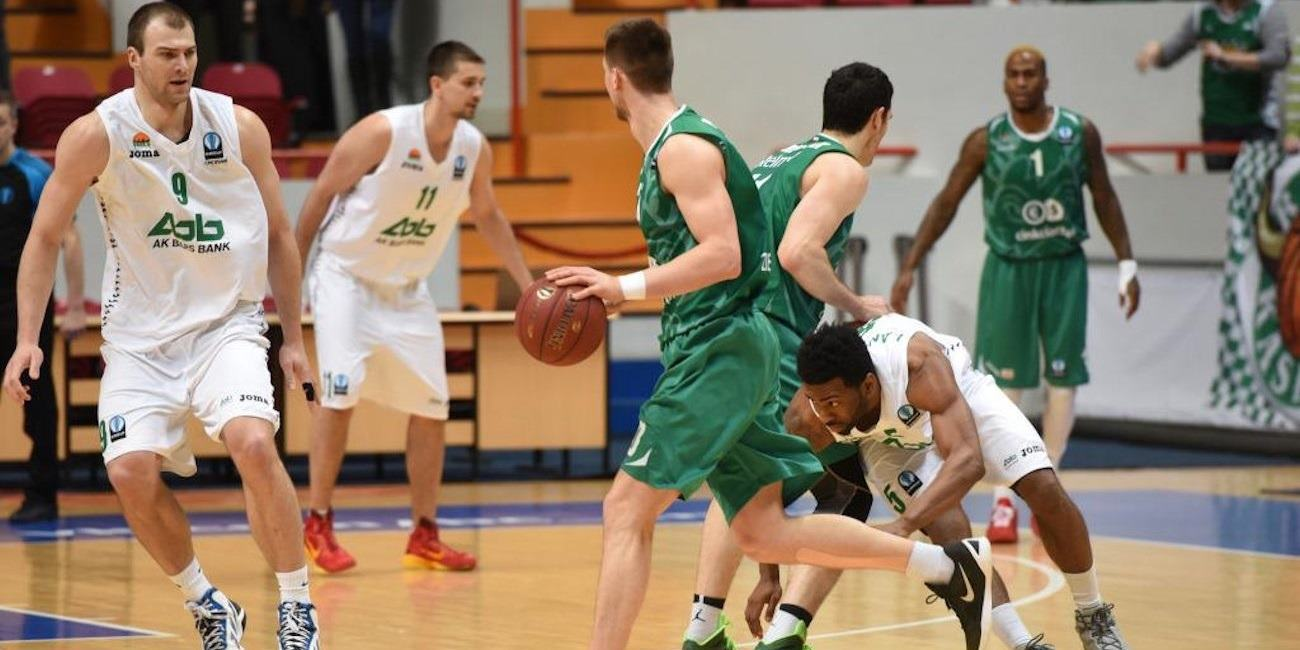 Player Stelmet Zielona Gora - EC15 (photo Unics)