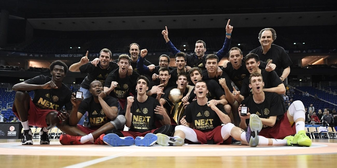 U18 FC Barcelona Lassa champ AMGT Berlin 2016 - Final Four Berlin 2016 - EB15