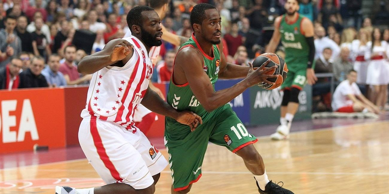 Rodrigue Beaubois - Baskonia Vitoria Gasteiz - EB16
