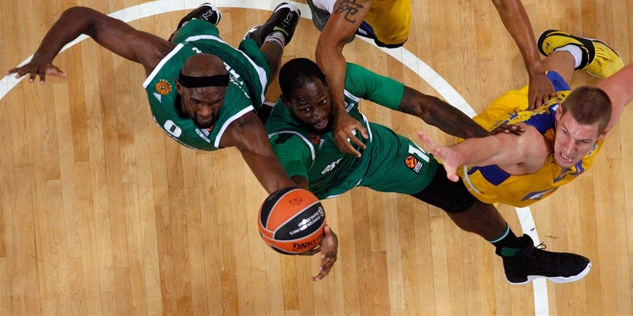 Chris Singleton - Panathinaikos Athens - EB16