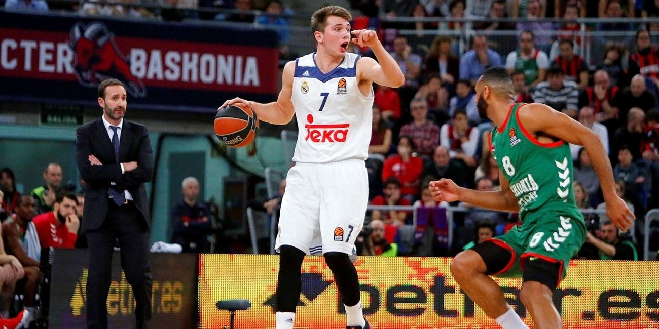 Luka Doncic - Real Madrid - EB16