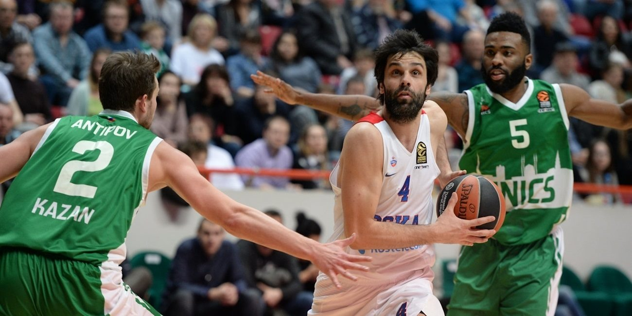 Milos Teodosic - CSKA Moscow - EB16 (photo Unics)