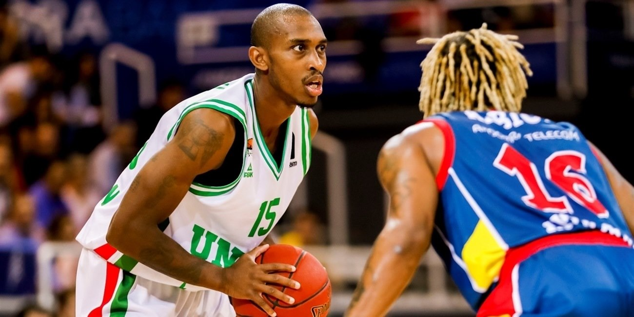 Jamar Smith - Unics Kazan (photo Andorra - Martin Imatge) - EC17