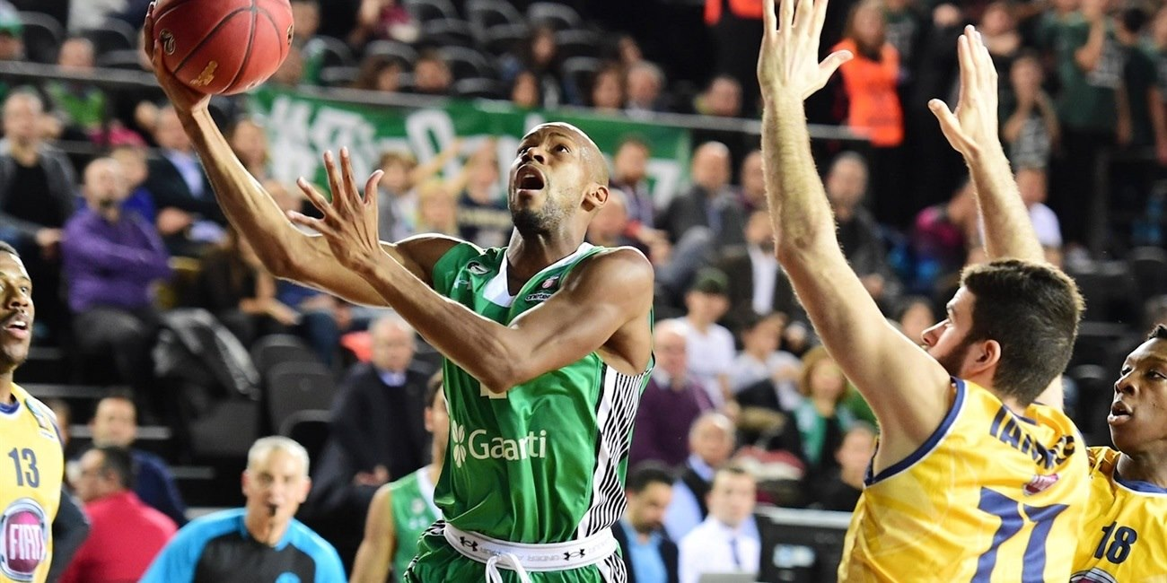 Will Cummings - Darussafaka Istanbul (photo Darussafaka) - EC17