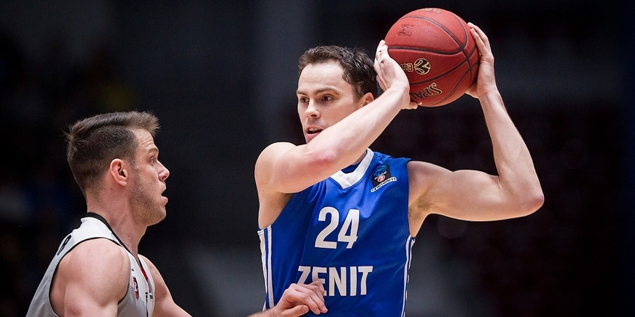 Kyle Kuric - Zenit St Petersburg (Photo Zenit) - EC17