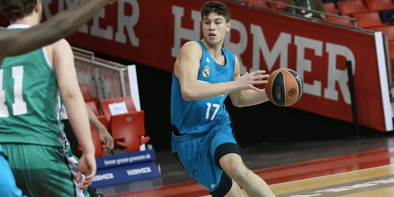 Mario Nakic - U18 Real Madrid - ANGT Munich 2018 (photo Matthias Stickel - FCBB) JT17