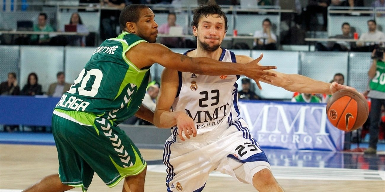 Sergio Llull - Real Madrid - EB10