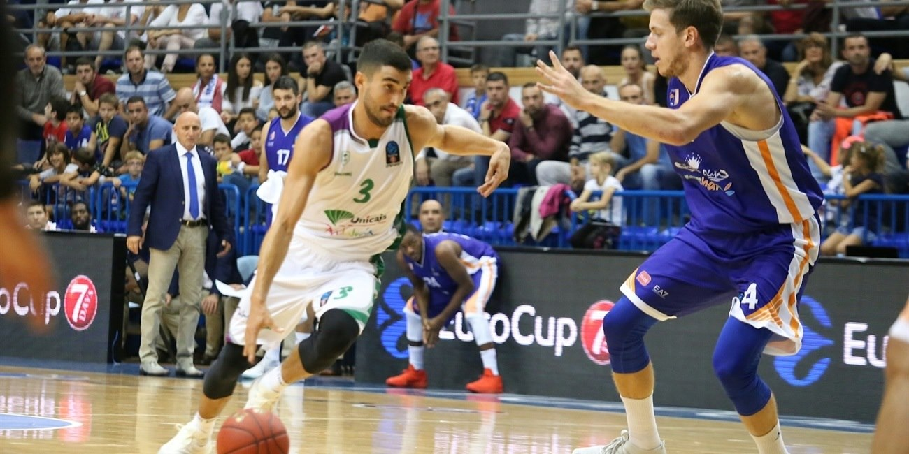Jaime Fernandez - Unicaja Malaga (photo Mornar) - EC18