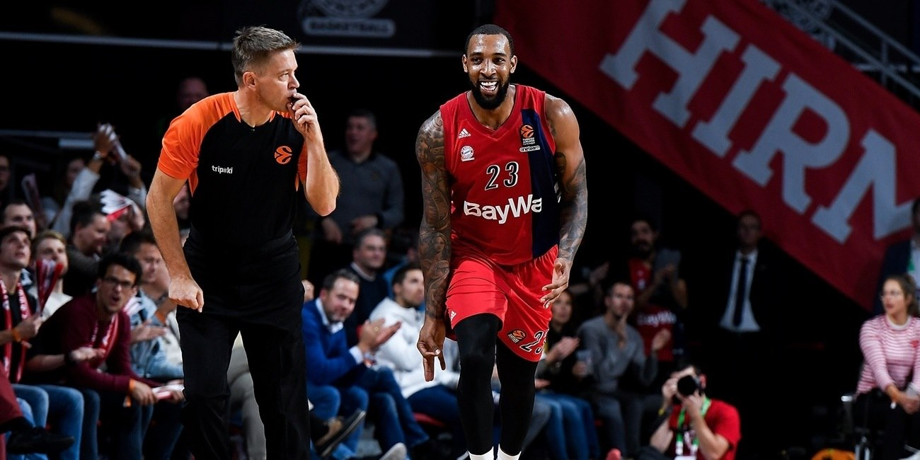 Derrick Williams - FC Bayern Munich - EB18